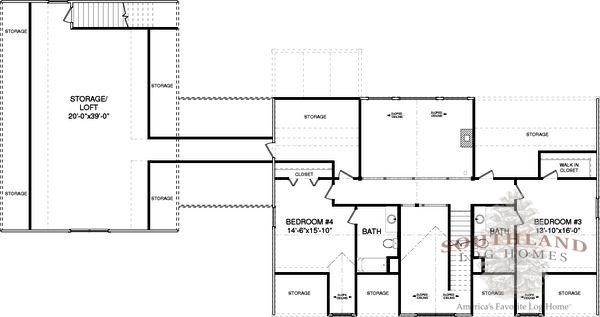 Fleming plans information log cabin kits for Fleming homes floor plans