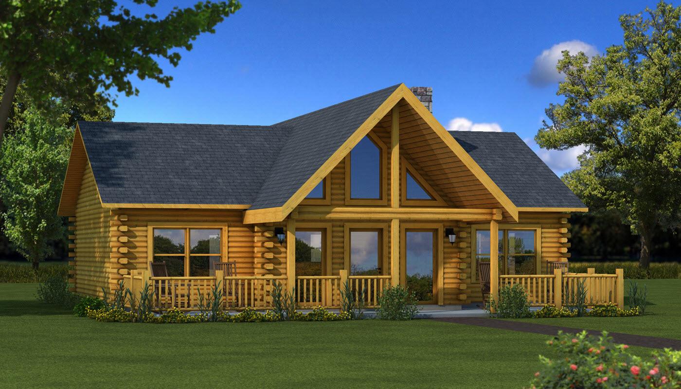 Wateree Iv Plans Amp Information Log Cabin Kits