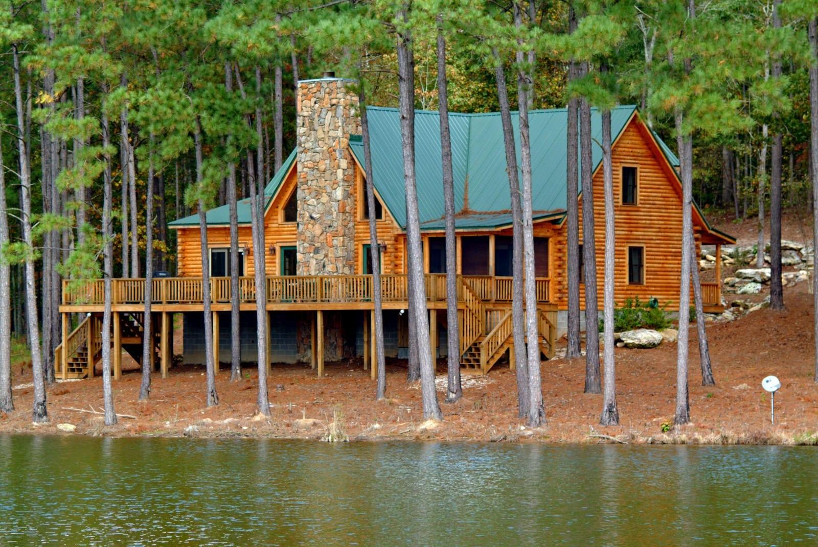 Log Cabin Kits - Home Pic 1